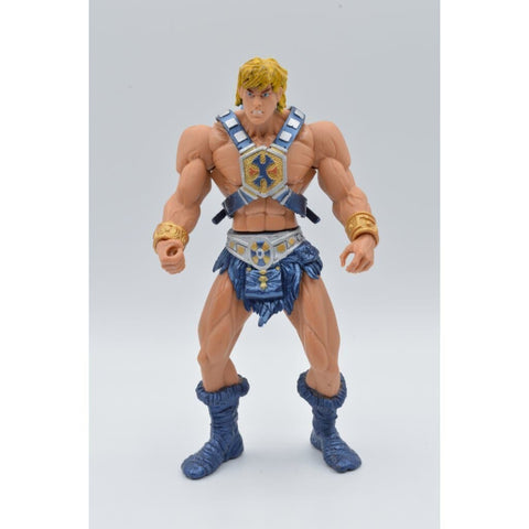 Mattel MOTU Masters Of The Universe Smash Blase He-Man