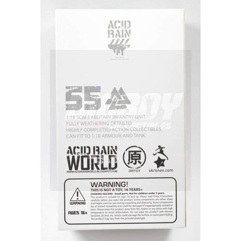 Image of Oritoy Acid Rain Acid Rain-Foresti Viking Shield