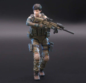 Planet Green Valley EFSA Security Forces Mind Controller 1:18 Scale Figure