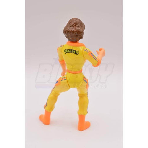 Playmates TMNT 1988 April O'Neil Teenage Mutant Ninja Turtle Figure