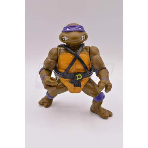 Image of Playmates TMNT 1988 Donatello Teenage Mutant Ninja Turtle Figure