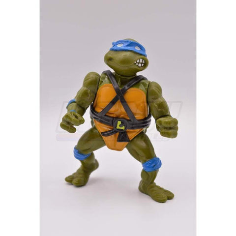 Image of Playmates TMNT 1988 Leonardo Tenage Mutant Ninja Turtle Figure