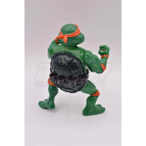 Image of Playmates TMNT 1988 Michaelangelo Teenage Mutant Ninja Turtle Figure