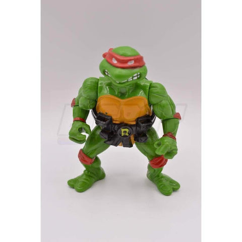 Image of Playmates TMNT 1988 Raphael Teenage Mutant Ninja Turtle Figure