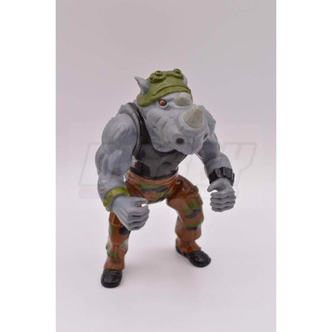Playmates TMNT 1988 Rocksteady Teenage Mutant Ninja Turtle Figure