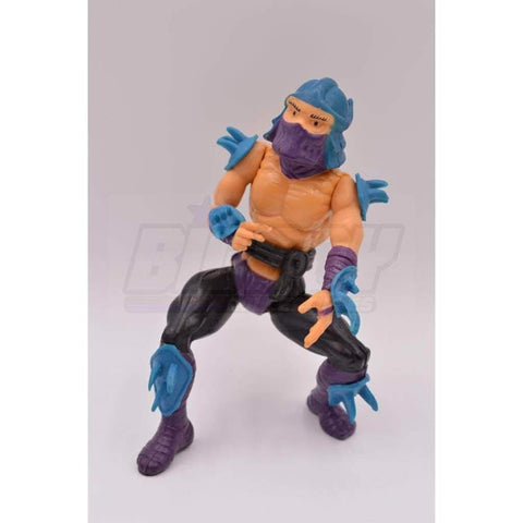 Image of Playmates TMNT 1988 Shredder Teenage Mutant Ninja Turtle Figure