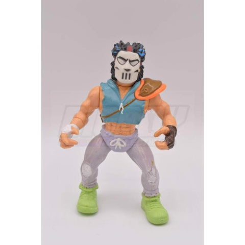 Playmates TMNT 1989 Casey Jones Teenage Mutant Ninja Turtle Figure