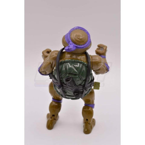 Image of Playmates TMNT 1989 Donatello Teenage Mutant Ninja Turtle Figure