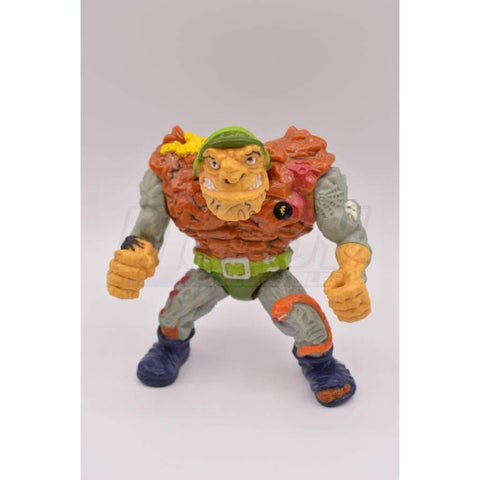 Image of Playmates TMNT 1989 General Traag Teenage Mutant Ninja Turtle Figure