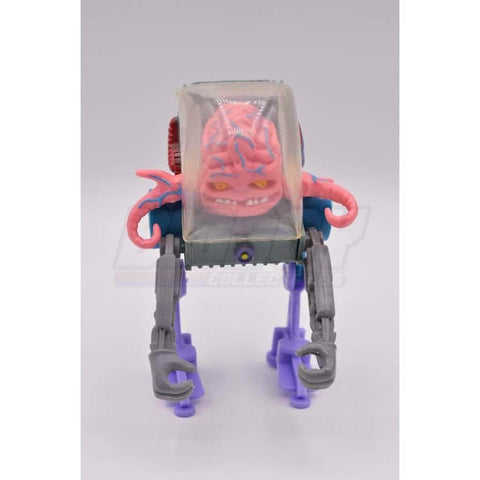 Image of Playmates TMNT 1989 Krang Teenage Mutant Ninja Turtle Figure