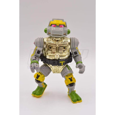 Playmates TMNT 1989 Metal Head Teenage Mutant Ninja Turtle Figure