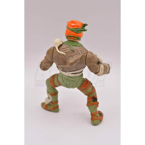Image of Playmates TMNT 1989 Rat King Teenage Mutant Ninja Turtle Figure