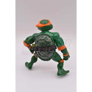 Playmates TMNT 1989 Rock N Roll Michaelangelo Teenage Mutant Ninja Turtle Figure