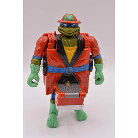 Image of Playmates TMNT 1993 Leonardo Teenage Mutant Ninja Turtle Figure