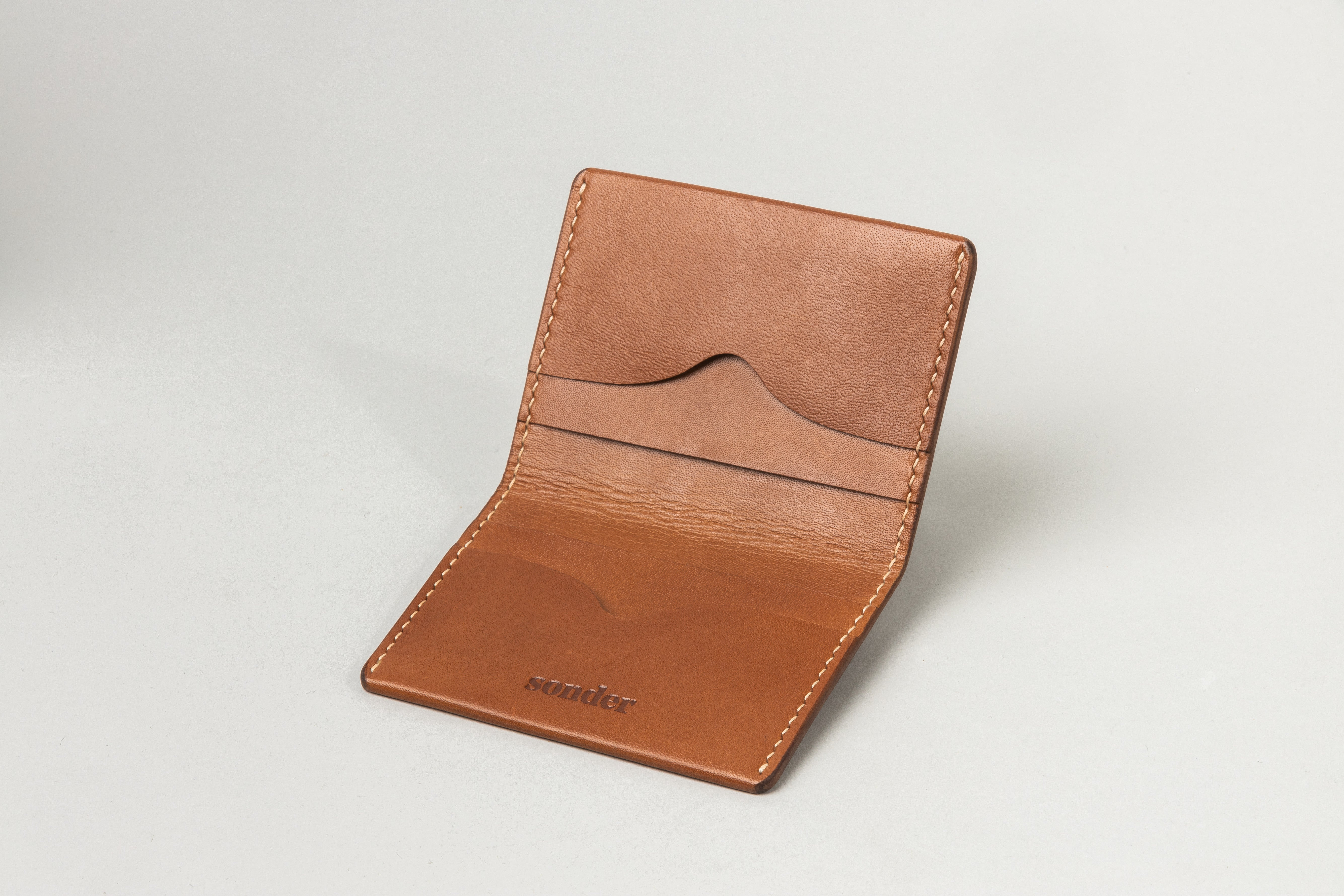 Driving Wallet - Tan