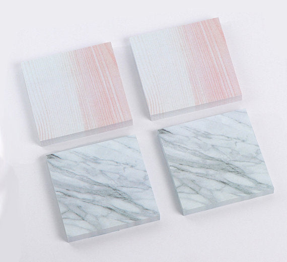 Luxe Sticky Note Set