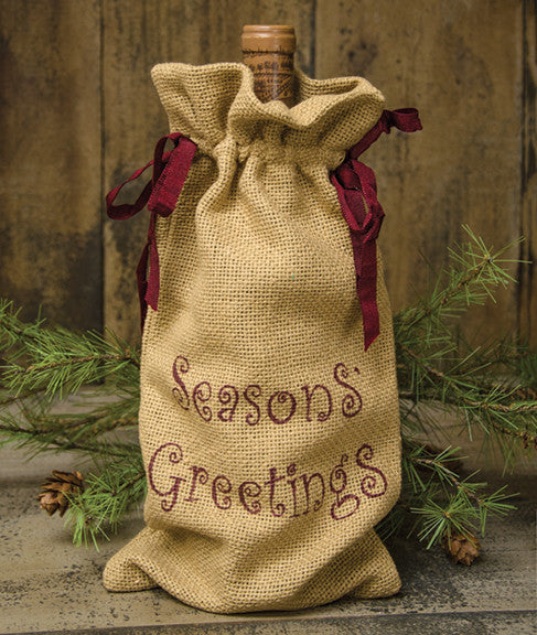 Season's Greetings  Bag