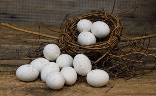 Speckle Bird Eggs