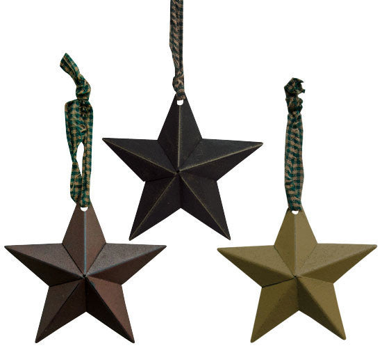 Accessory Star Ornaments