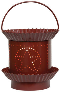 Burgundy Star Tart Warmer,Black Star Tart Warmer