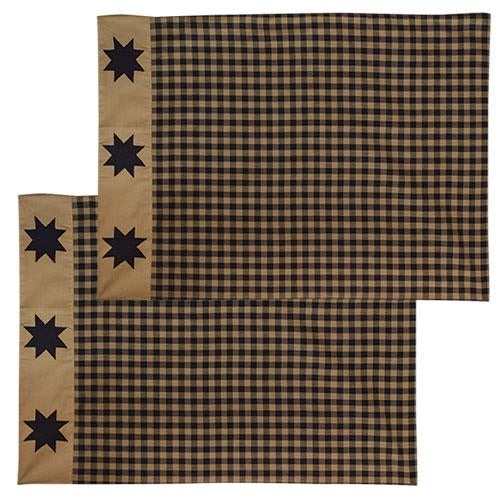 Dakota Star Pillow Cases