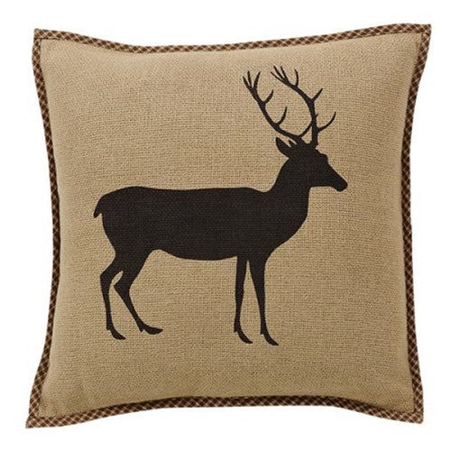 Barrington Buck Pillow, 16""