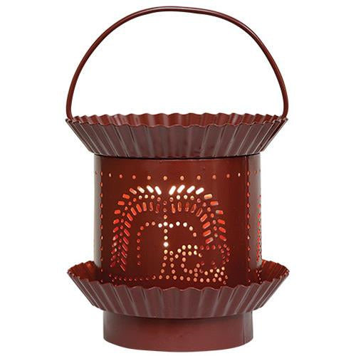 Burgundy Willow Tart Warmer