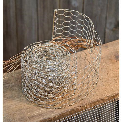 Vintage Chicken Wire Ribbon