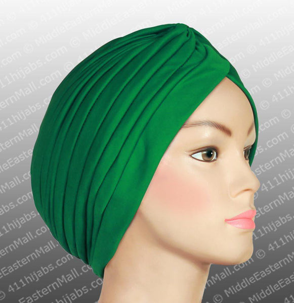 Poly Classic Turbans Choose from 5 Colors