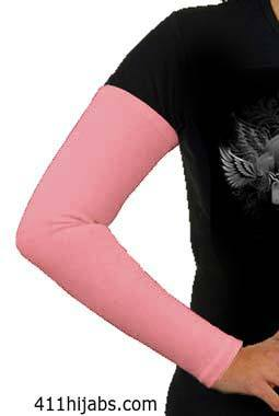 Long Cotton Arm Sleeve Covers