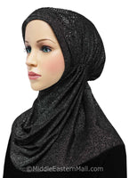 Khatib Turban Easy Pull-on Hijab Fashion Headscarf for Women