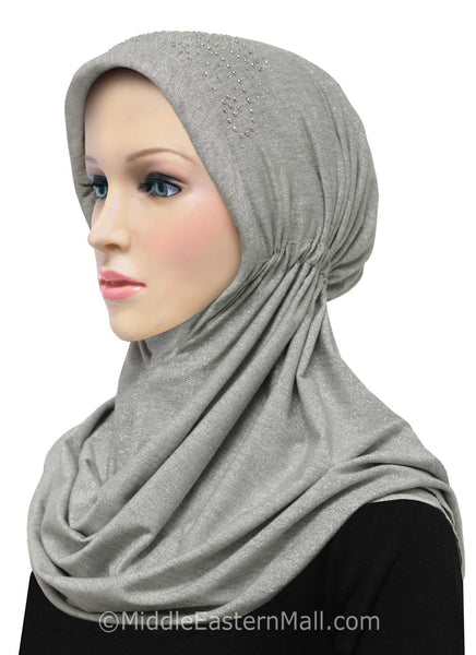 Wholesale Set of 10 Khatib Turban Hijabs in 10 Different Assorted Color