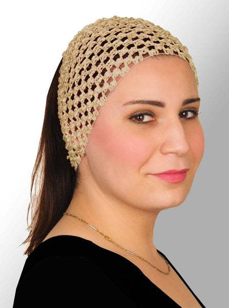 Crochet Headband Stretchy Elastic