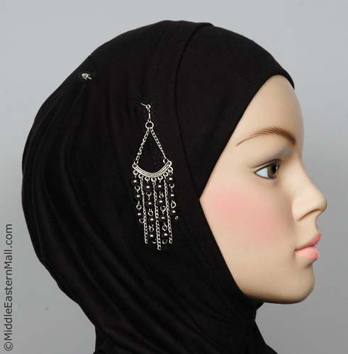 Byblos Fashion Hijab Scarf Pins