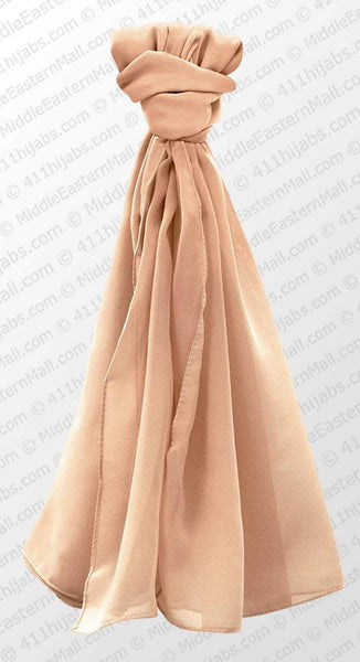Georgette Square Scarves Choose from 19 Colors