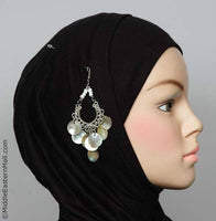 Rayyan Hijab Pin # 3 in Brown - MiddleEasternMall