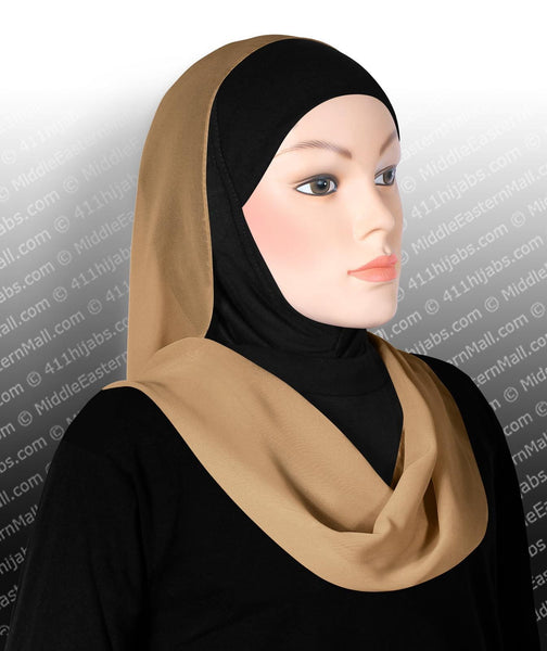 Infinity Georgette Shawl Accessory