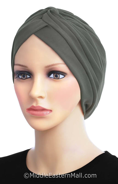Wholesale Set of 18 Khatib Cotton Classic Turban one of each color