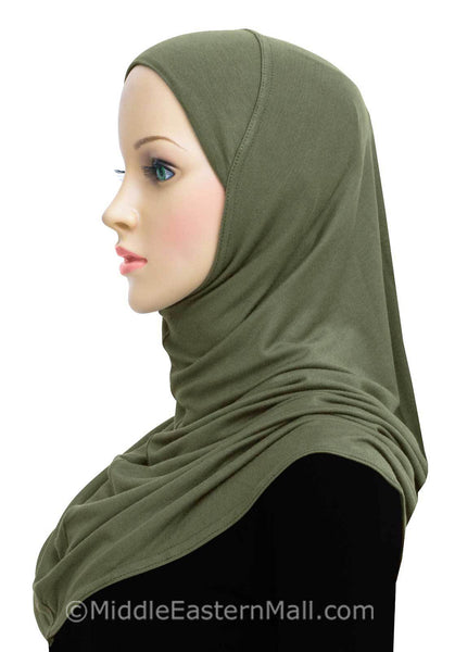 Khatib COTTON 1 piece Amira Hijab