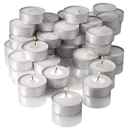Tea Candles Pack of 30
