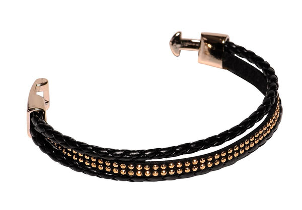 Ladies Leather Bracelets Choose from 7 Colors