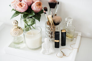 Pretty Ways To Store Your Beauty Stuff