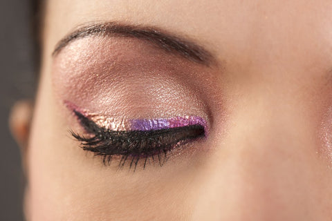 unicorn eye makeup