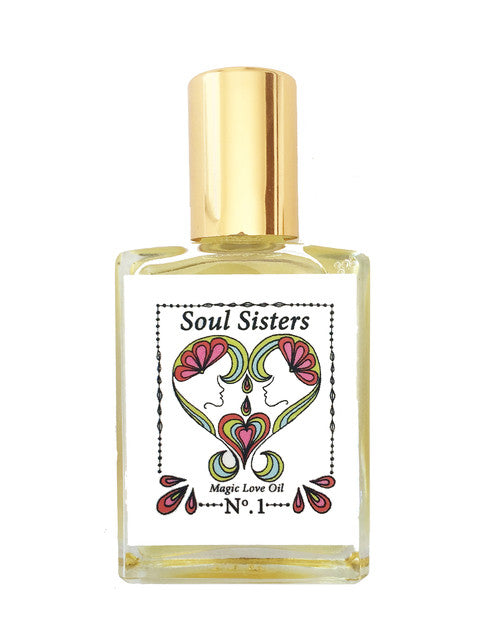 Soul Sisters Magic Love Oil No.1