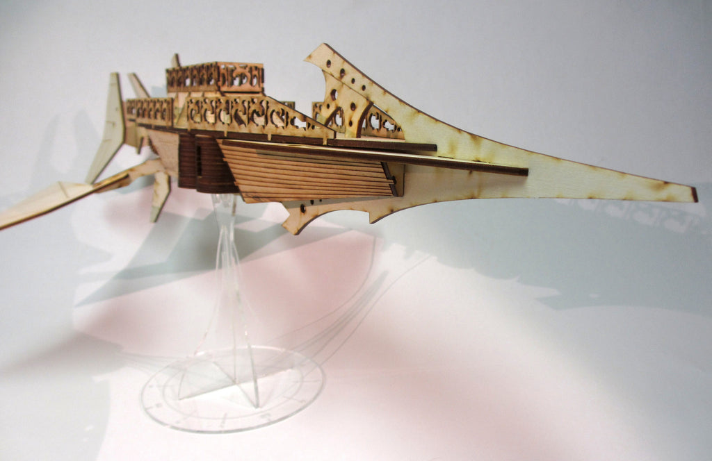 28mm Scale Airship
