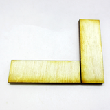 0.5 x 1.5 inch Plywood Miniature Bases