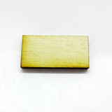 0.5 x 1 Inch Plywood Miniature Bases