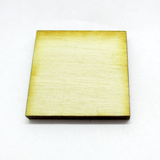 1 x 1 Inch Plywood Miniature Bases