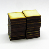 20mm x 20mm Plywood Miniature Bases