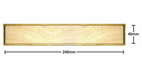 240mm x 40mm Movement Tray
